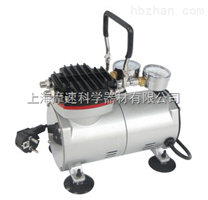MSL-20实验室无油隔膜真空压力两用泵 真空泵 压力泵