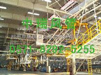 单面彩钢玻纤复合风管板材