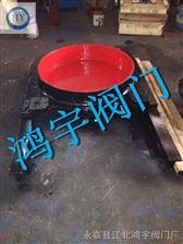 ZMQY铸铁镶铜圆闸门结构原理