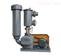 龙铁罗茨真空泵LTV-125粉粒物输送真空泵