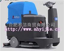 安徽驾驶式洗地机就选安徽易洁FR70-550D驾驶洗地机