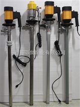 可调速电动抽液泵