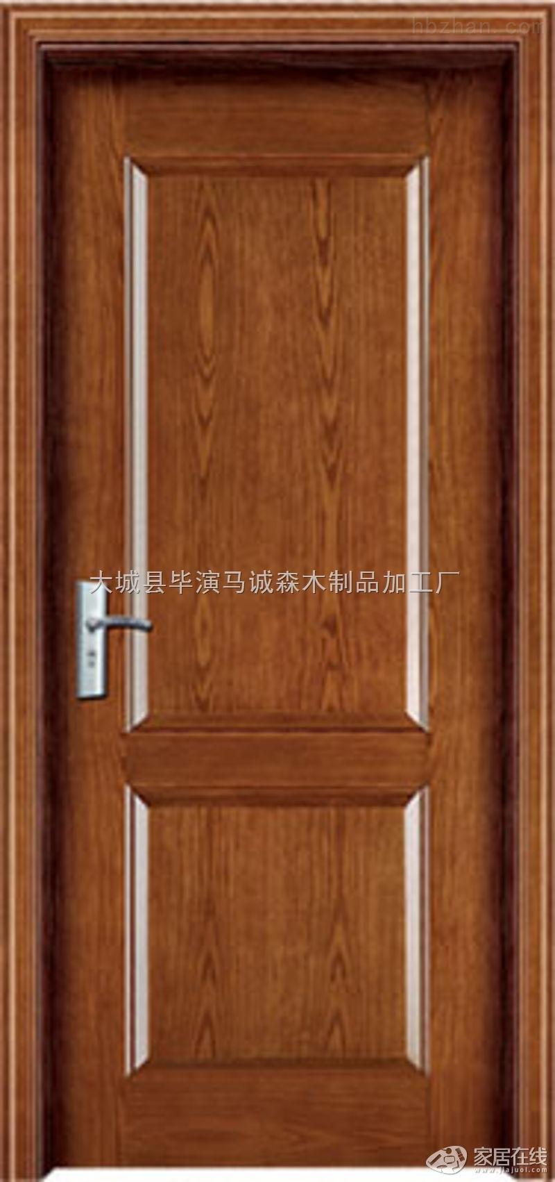 厂家直销实木复合门 室内门价格 幼儿园专用门批发