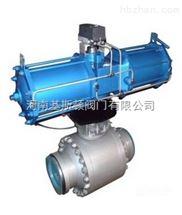 Q661H/Y气动对焊式球阀