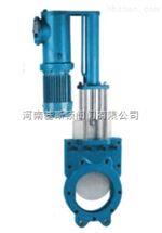 PZ273电液动一体式浆液阀