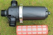 GW1005—3寸網式過濾器,上海過濾器
