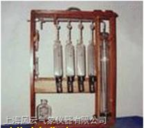 1901奧氏氣體分析器(三隻吸收瓶