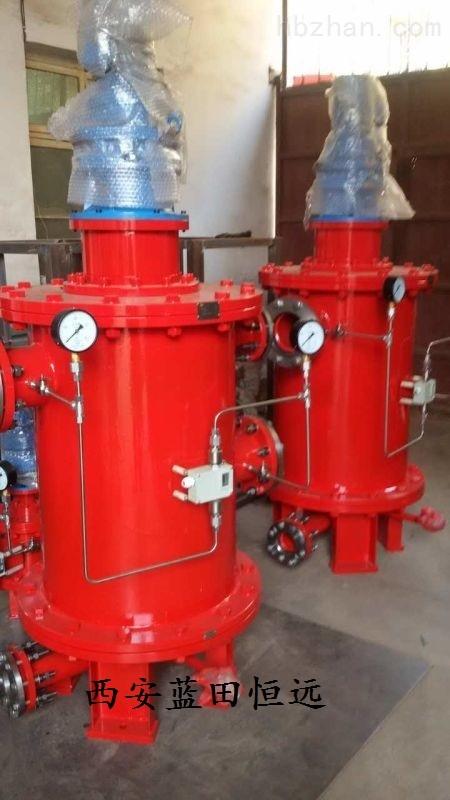 大连二级排污、上腔进水技术LSQ全自动滤水器技术参数