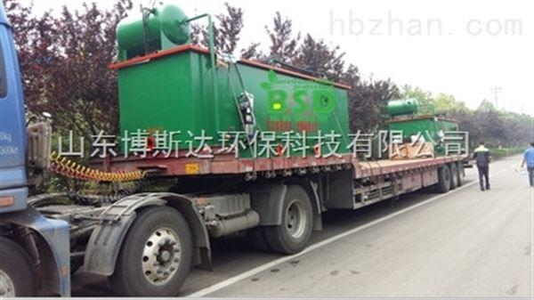酒泉豆制品加工废水处理设备环保局认证