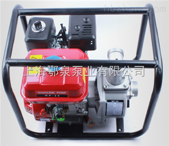 WP移动式汽油机自吸泵