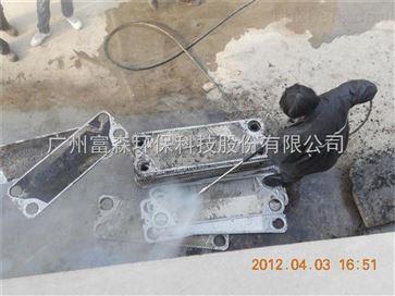 汽车制造厂涂装车间地板隔栅高压清洗机