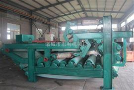 环保污泥处理设备 带式压滤机