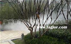广西生态园林优质景观雾效设备/人造冷雾系统/大型公园人造冷雾工程技术