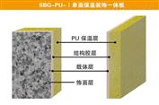 轻质一体化保温装饰板