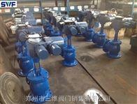 J944X-10电动排泥阀