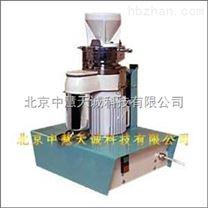 麦芽标准粉碎机|啤酒麦芽粉碎机|麦芽增湿粉碎机 德国型号:EBCS-6