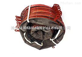 内外袋一体式汽车散装机伸缩布袋坚固耐用