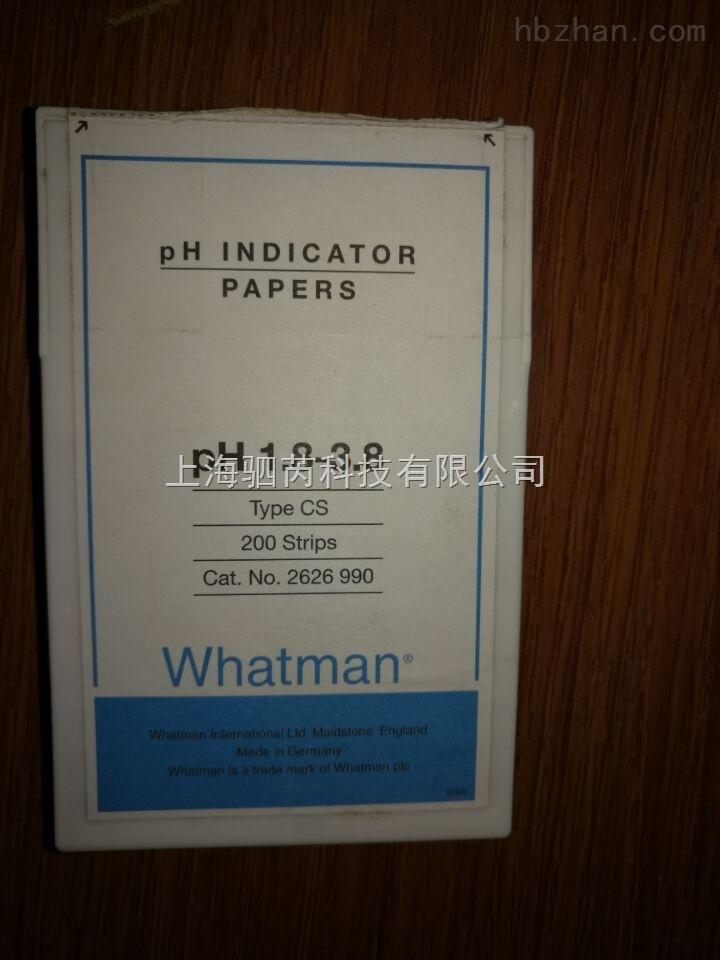 whatmanPH试纸2626-990