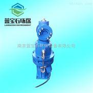 QJB2.2/4-1100/2-80P潜水推流器2.2KW潜水搅拌机玻璃钢聚氨酯叶桨