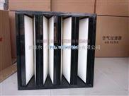 V型密褶式高效過濾器F8