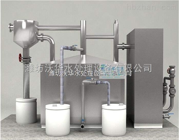 一体化污水提升泵站详细介绍