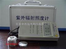 中西(LQS)紫外线辐射照度计 型号:HG67-ZY-010 库号:M10931