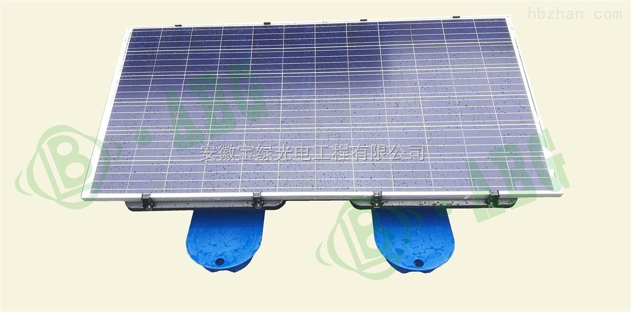 太阳能污水处理循环复氧机