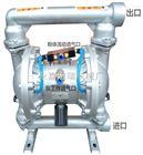 粉末氣動隔膜泵