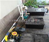 豆制品加工厂污水处理设备上门安装