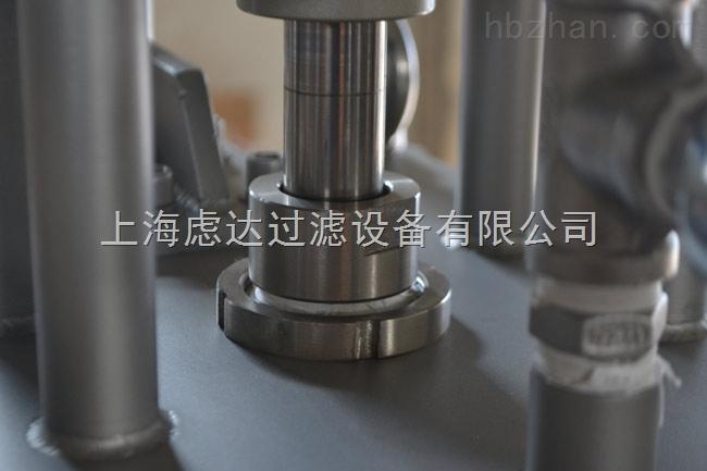 内刮式自清洗过滤器 双气缸刮刀式自清洗过滤器图片