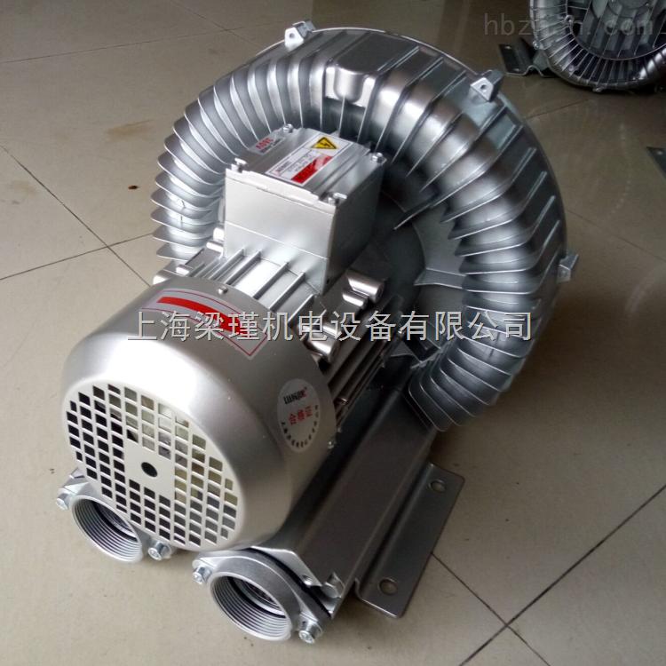 2.2KW电线电缆设备专用高压风机
