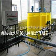 山东潍坊自动加药装置工程结构原理