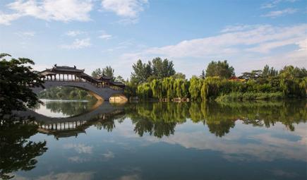 13市喝上长江水 山东全力构建和谐水生态