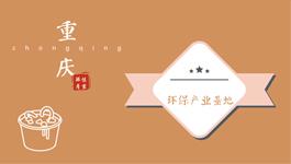 中科院全国首个综合环保产业基地落户重庆