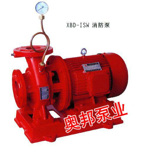 xbd5/5-65w-卧式消防泵,卧式消防泵特点,xbd-isw卧式单级消防泵