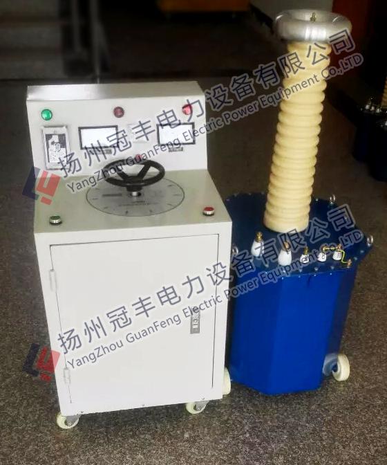 ydq5/100高压试验变压器