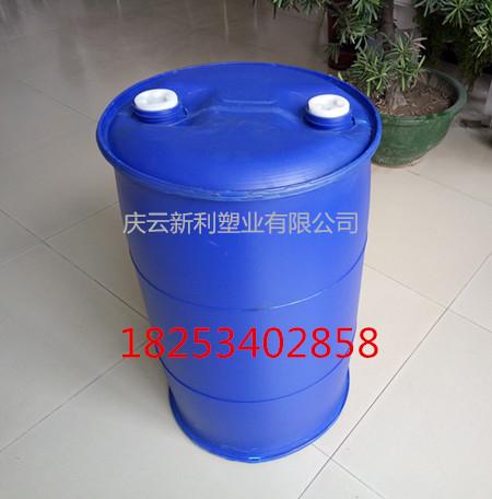 蓝色塑料桶厂家