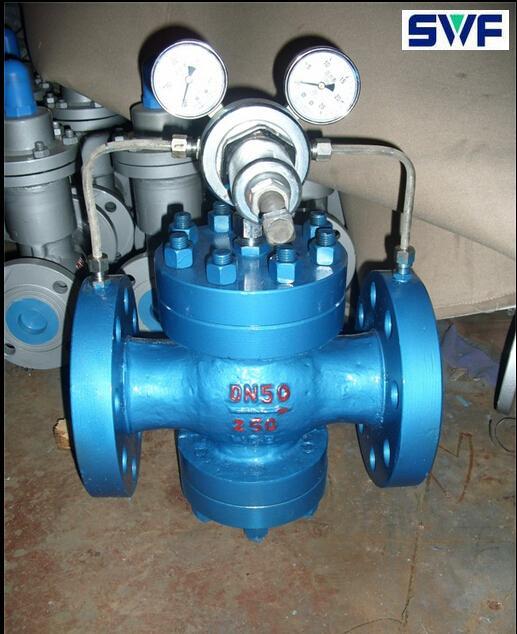 『y13x比例式减压阀』 『y42x水油空气减压阀』 『y43f-250p高压锻钢图片