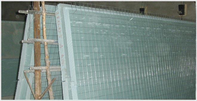 网架结构玻璃纤维吊顶