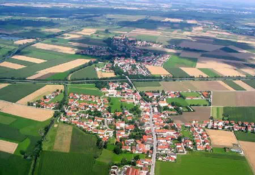 德国农村美过城市 污水与垃圾这样处理图片