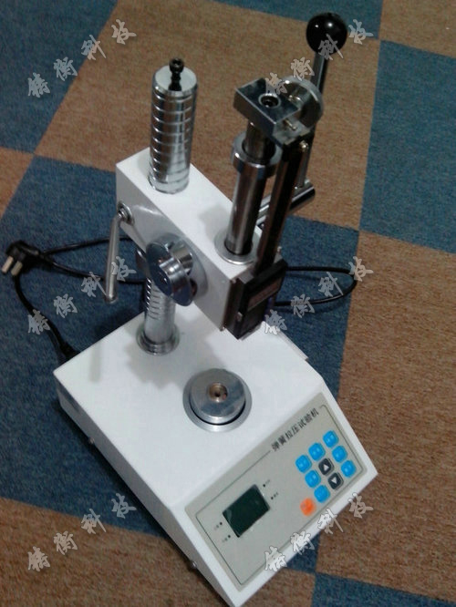 SGTH数显弹簧电子拉力测试仪