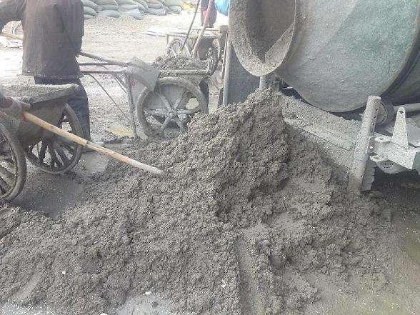 威海地下室混合轻质土 楼顶轻集料混凝土垫层批发 公司动态 廊坊福佳斯新型保温建材有限公司