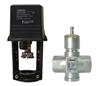 DN15-50二通内螺纹不锈钢蒸汽电动调节阀