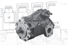 正品HAWE变量轴向柱塞泵V40M