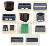 150方混凝土塑料试模,塑料抗渗试模,100方塑料三联试模价格