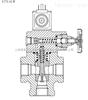 Vickers管式安装溢流阀,威格士压力阀
