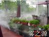 广东露天餐厅喷雾降温