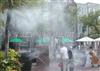 青海景区户外餐厅喷雾降温产品资讯